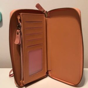 Leather Wallet/phone case
